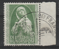 Bund 151 Gestempelt - Germanisches Nationalmuseum Nürnberg 1952 - Gebruikt