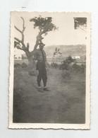 Photographie  Cannet Les Maures 83 Var Chantier De Jeunesse  Photo 8,7x 6 Cm Env - Guerra, Militares