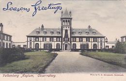 482342Valkenberg, Asylum, Observatory. 1906. (right Top Crease) - Sud Africa