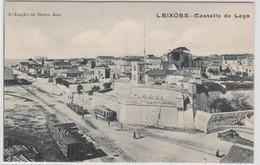 83701 Ak Leixões Portugal - Castello De Leca 1914 - Sin Clasificación