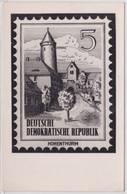 75251 Ak 10 Jahre BAG Philatelie Hohenthurm 8.11.1964 - Zonder Classificatie