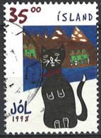Iceland Island 1998. Mi.Nr. 900, Used O - Gebraucht
