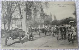 CAEN  La Place Du Parc - Caen
