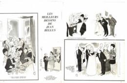 """""""  JEAN BELLUS  """" Les MEILLEURS DESSINS De  BELLUS 1968  ( 1 ) - Sonstige"""