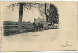 54 -- MEURTHE & MOSELLE --  CHARTREUSE DE BOSSERVILLE - Other Municipalities