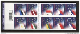 [1569] Boekje  44 Europese Unie ** - Libretti 1953-....