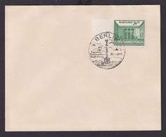 Deutsches Reich Brief 743 SST Berlin Nationale Briefmarkenausstellung 30.3.1940 - Ohne Zuordnung