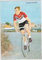 CYCLISTE FERNAND HERMIE 10X15 TBE - Cycling