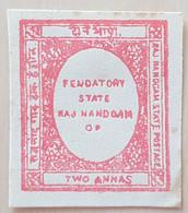 Nandgame - YT N°2 - Rouge - 1892 - Nandgaon