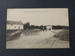 Torcé Notre Dame - La Gare (tramway) / Edition Médard Boisnay - Sonstige Gemeinden