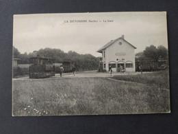 La Détourbe - La Gare (des Tramways) - Sonstige Gemeinden
