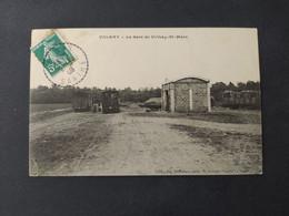 Volnay - La Gare De Volnay- Saint Mars (des Tramways) / Edition Housseau - Sonstige Gemeinden