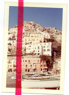 Foto Photo - Positano - Village - Ca 1965 - Places