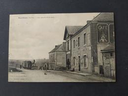 Montbizot - Les Abords De La Gare (des Tramways) - Sonstige Gemeinden