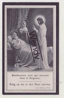 Desiderius Janssens  °Geel 1896  +voor Het Vaderland Gevallen En Begraven Te Redinghe 1916 - Imágenes Religiosas