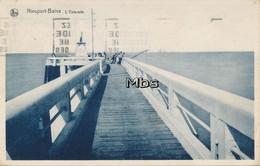 Nieuwpoort - L'Estacade 1938 - Nieuwpoort
