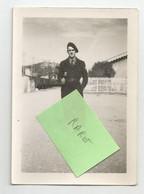 Photographie Var 83 Le Cannet Des Maures 1942 Chantier De Jeunesse , Gare, Photo 6,5x9 Cm - Guerra, Militares