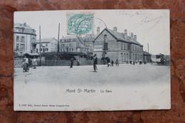 MONT-SAINT-MARTIN (54) - LA GARE - Mont Saint Martin