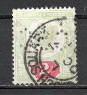 GRANDE BRETAGNE ; 1887-1900 ; Y&T N° 94 ; Oblitéré - Usados