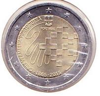 2 Euros Commémoratif 2015 : Portugal - Portugal