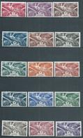 Grandes Séries Coloniales - Anniversaire De La Victoire (**) - - Collections (with Albums)