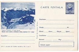 IP 63 - 858 Cottage CARAIMAN - Stationery - Unused - 1963 - Enteros Postales