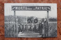 CIMETIERE MILITAIRE DE BAYON (54) - L'ENTREE - Otros Municipios