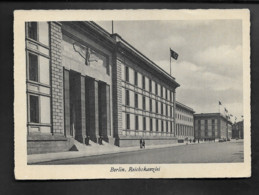 DR Ak Berlin Reichskanzlei / Karte1 - Oorlog 1939-45