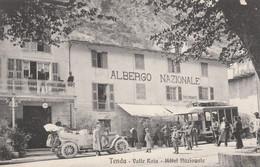 ITALIA--TENDA(VALLE ROIA)HOTEL NAZIONALE--VOIR SCANNER - Other Cities