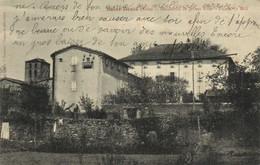 SAINT DENIS (Aude) Pensionnat De Jeunes Filles Facade Du Midi RV - Other Municipalities