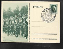 DR GA Standartenträger SSt Nürnberg - Militaria