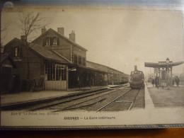 Gare - Avesnes Sur Helpe
