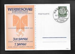 DR GA Hannover / Werbeschau KDF-Sammlergruppen - Militaria