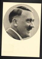 DR AK Portraitkarte Hitler SSt Pasewalk - Oorlog 1939-45