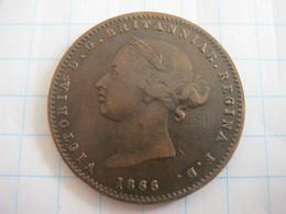 Jersey 1/26 Shilling 1866 - Jersey