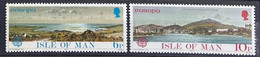 Isle Of Man MNH 1977 - Landscapes , Europa - Isla De Man