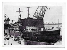 Thèmes. Bateaux. Brise Glace Icebeaker Atomic. Lenin Chantier Naval (2). 11 Eme Conf Nations Unis - Other
