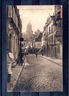 21. Les Coins De Dijon. La Rue Vannerie. Coin Bas Droit Abimé - Dijon