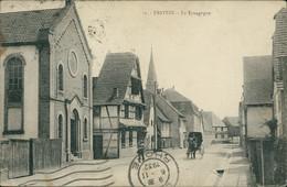 67 ERSTEIN / La Synagogue / JUDAISME - Other Municipalities