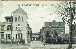 Woluwé-St-Pierre. Rue De L'Eglise. - Woluwe-St-Pierre - St-Pieters-Woluwe
