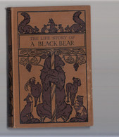 The Life Story Of A Black Bear H. Perry Robinson 1923 Black Half Price-Limited Time! - Opere Generali