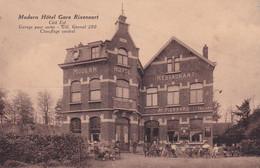 RIXENSART / MODERN HOTEL GARE  / COTE EST - Rixensart