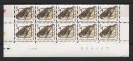 613 * BUZIN PRE Datumstrook * Nr 829 A.P6 * 22-6-95 * Postfris Xx - 1985-.. Pájaros (Buzin)