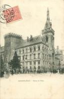 CPA - ANGOULEME - HOTEL DE VILLE - Angouleme