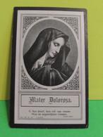 VERHAEREN Josephina Clotilda  Wed. Willem Emiel VAN EETVELDE  *1855  Sempst  +1916  Mechelen - Obituary Notices