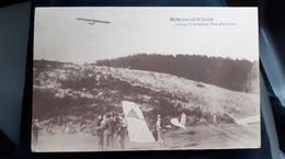 Hebronval-bihain. Champ D Aviation Planeurs - Vielsalm