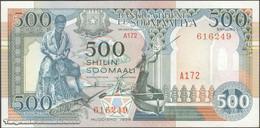 TWN - SOMALIA 36c - 500 Shilin Soomaali 1996 Series A172 UNC - Somalia