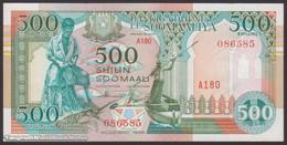 TWN - SOMALIA 36c - 500 Shilin Soomaali 1996 Series A180 UNC - Somalia