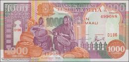 TWN - SOMALIA 37bD - 1000 1.000 Shilin Soomaali 1996 Block D196 UNC - Somalia