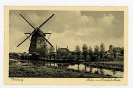 D849 - Voorburg Molen Aan De Broekslootkade - Molen - Moulin - Mill - Mühle - - Voorburg